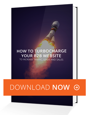 How To Turbo Charge Your B2B Website